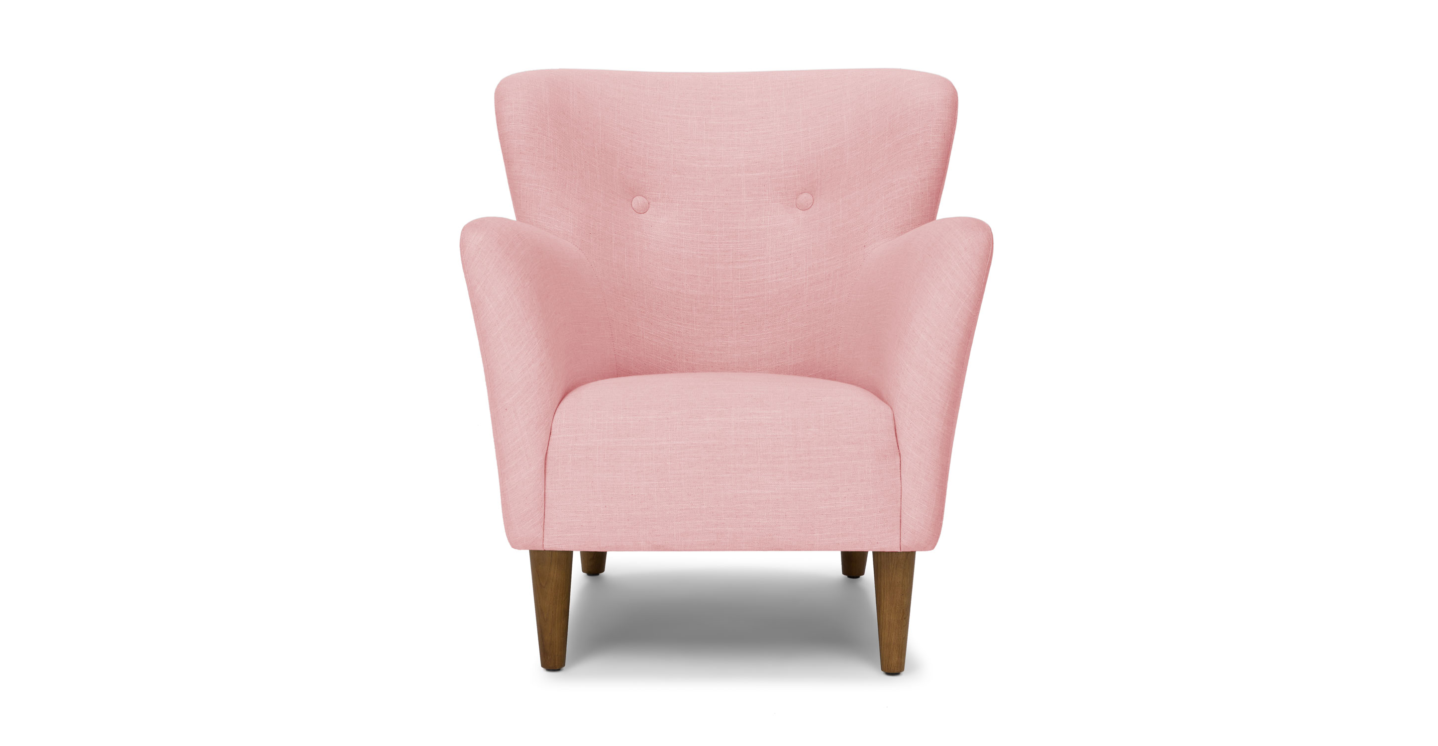 pink club chair covers hire wetherill park happy quartz rose armchair lounge chairs article