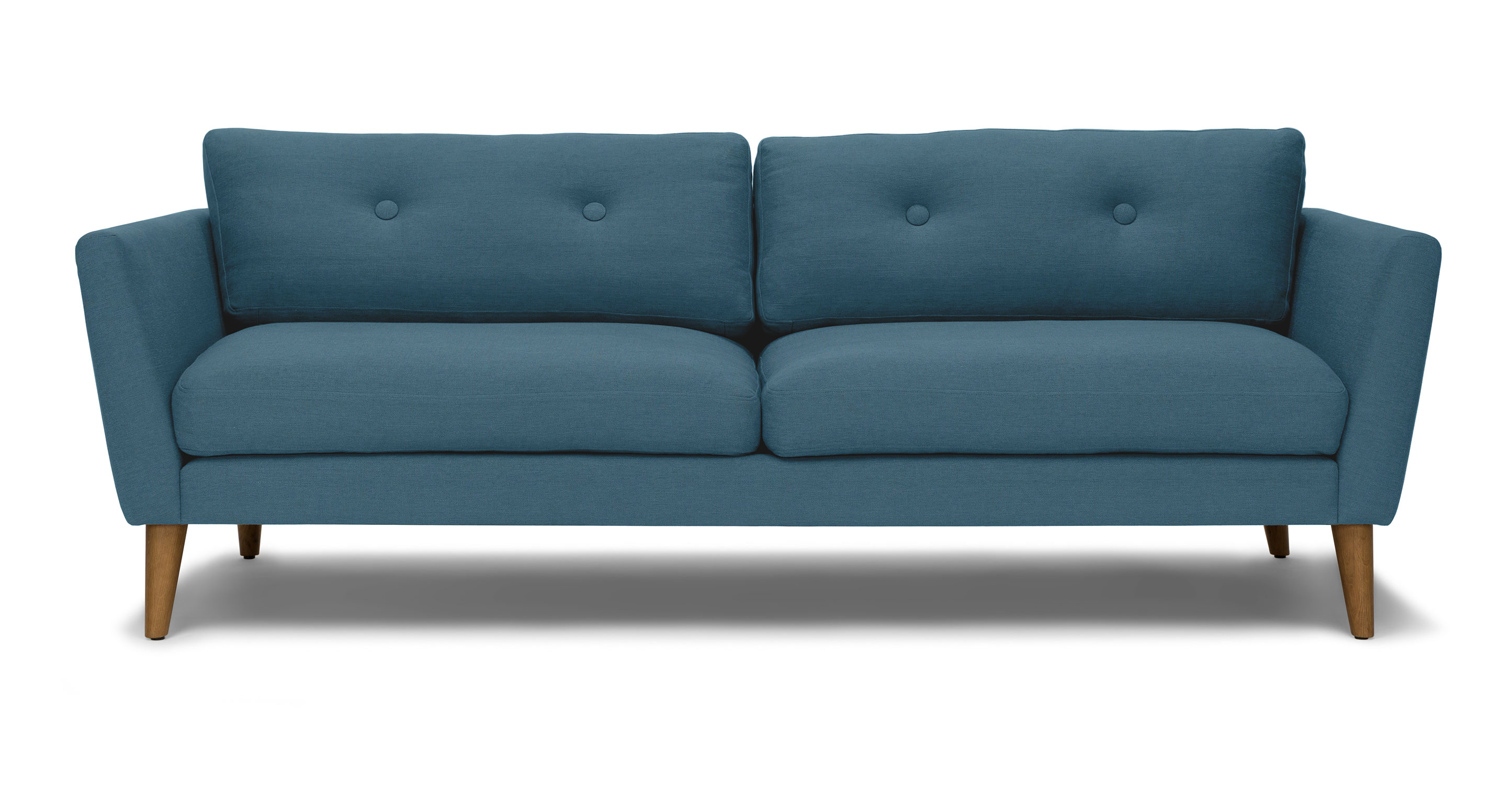 Emil Marine Blue Sofa  Article
