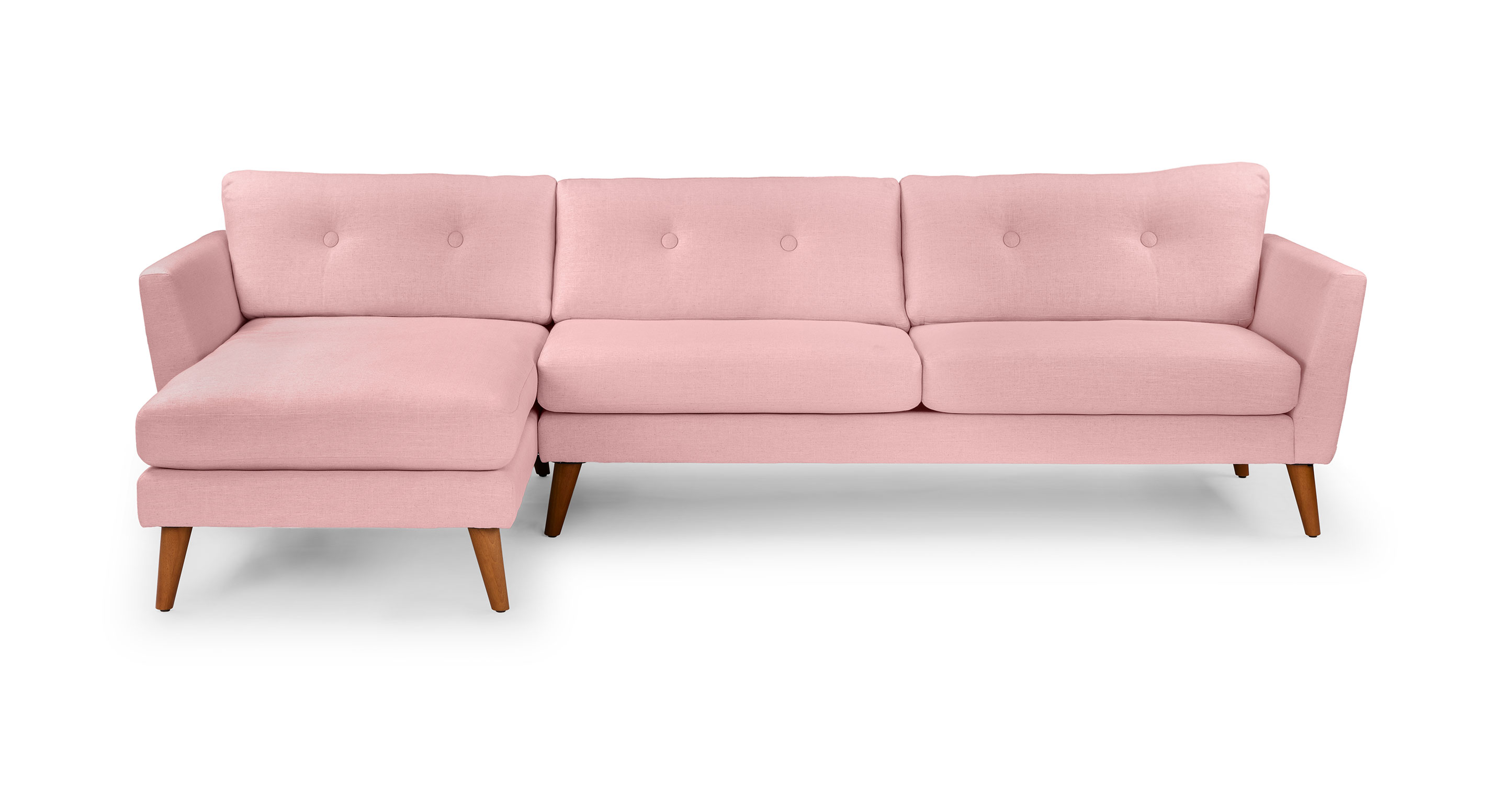 down sofas canada latest sofa designs for living room 2017 emil quartz rose left sectional sectionals article