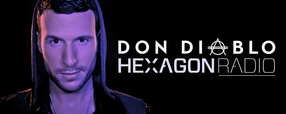 Don Diablo - Hexagon Radio ile ilgili görsel sonucu