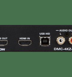 crestron electronics inc dmc 4kz hd dsp [ 1200 x 819 Pixel ]