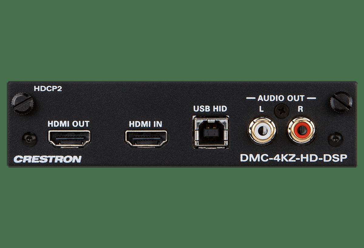 hight resolution of crestron electronics inc dmc 4kz hd dsp