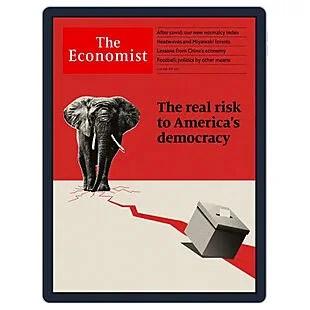 The Economist $54 in Digital Format