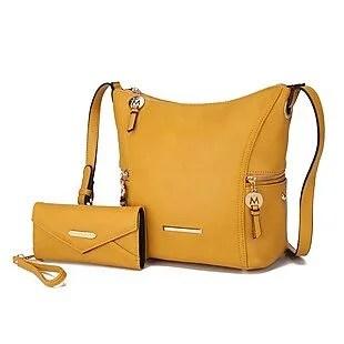 MKF Hobo & Wallet $44 Shipped