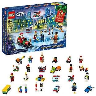 Lego 2021 Advent Calendar $30