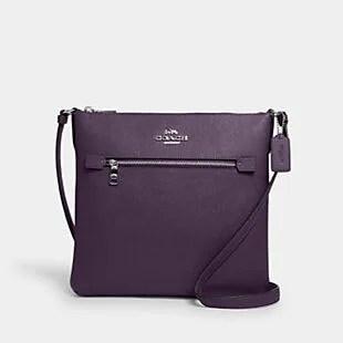 Coach Outlet Rowan File Bag $99 Shipped