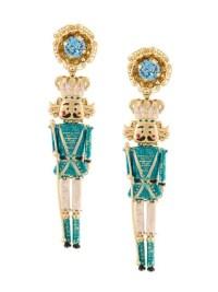 Dolce & Gabbana Nutcracker Earrings - Farfetch