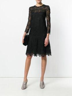 Ermanno Scervino A-line lace dress