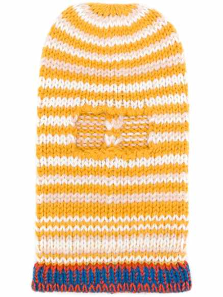 Calvin Klein 205W39nyc striped balaclava