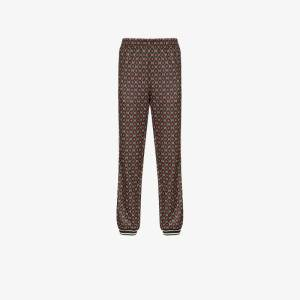 Gucci Mens Multicolour Gg Star Print Track Pants