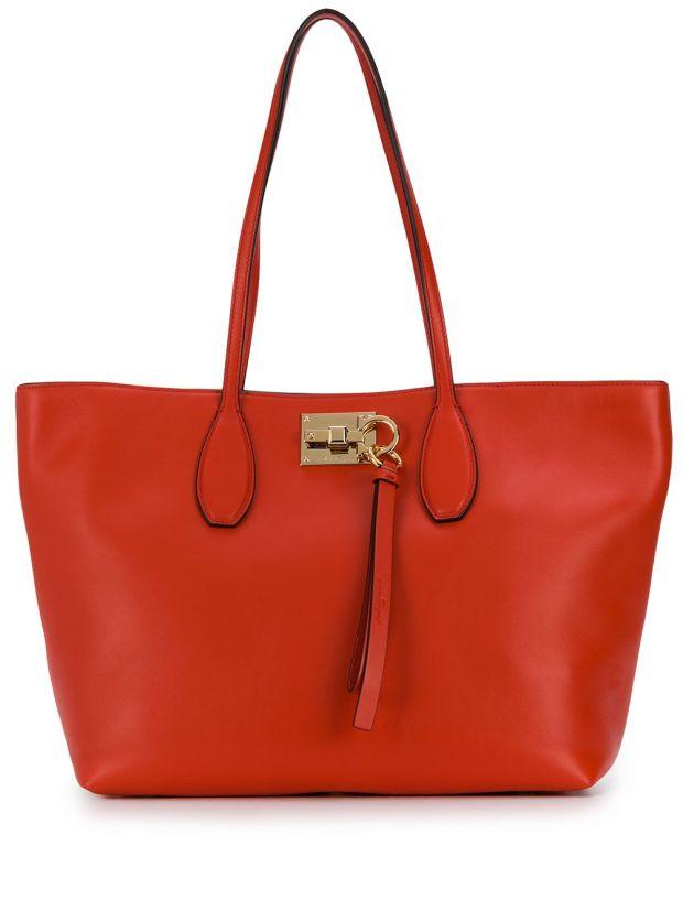 Image 1 of Salvatore Ferragamo large Studio tote bag