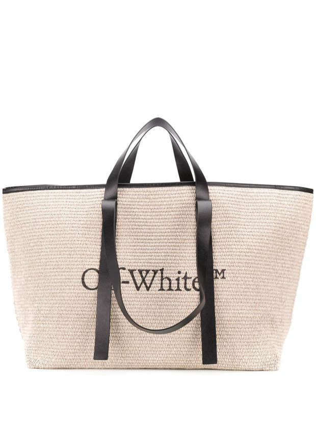 Image 1 of Off-White Commercial tote bag
