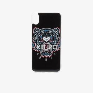 Kenzo Mens Black Tiger Iphone Xs Max Case