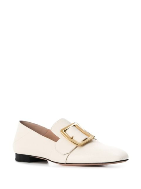 Bally Janelle buckle detail loafers for women | 6228182 at Farfetch.com