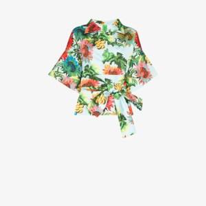 Rianna + Nina Womens Multicoloured: blossom Flavour (cpb Rianna Nina Claudia Jkt Flrl Wrp