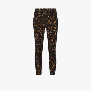 Sweaty Betty Womens Black Sweaty B Zero Gravity 7/8 Run Legngs