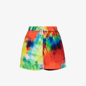 Polo Ralph Lauren Mens Orange Traveller Swim Shorts