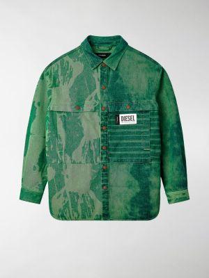 GR-Uniforma X Diesel GR-Uniforma X Diesel denim shirt