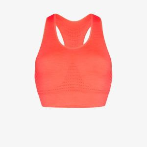 Sweaty Betty Womens Pink Stamina Sports Bra