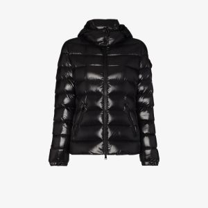 Moncler Womens Black Bady Puffer Jacket