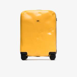 Crash Baggage Womens Yellow Icon Cabin Suitcase