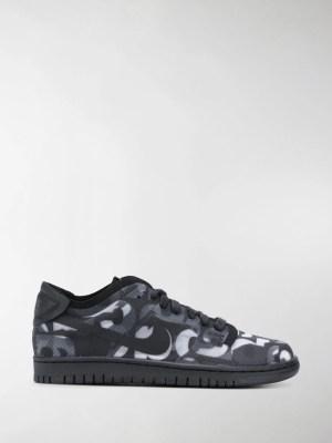 Nike x Comme des Garçons Dunk Monogram sneakers