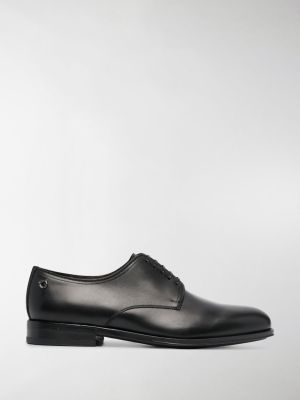 Salvatore Ferragamo lace-up leather derby shoes