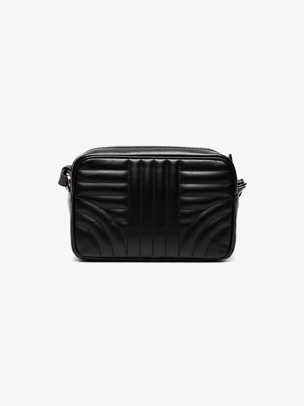 hight resolution of prada black diagramme leather cross body bag satchels cross body bags browns