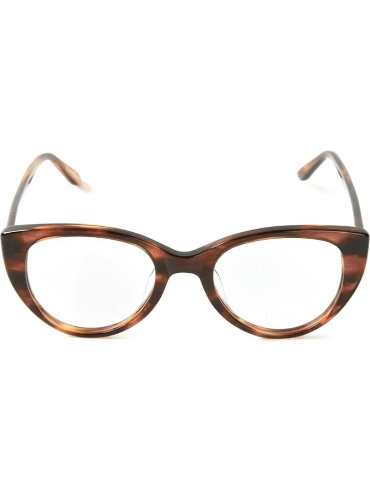 Tonal brown Demetra glasses from Epos
