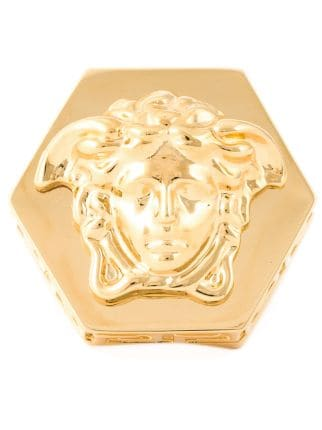 Versace Ring Mit Medusadetail   Farfetchcom