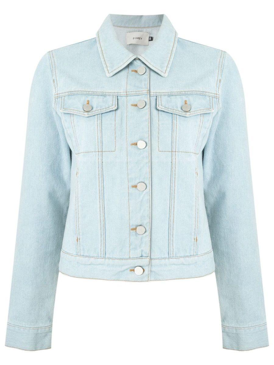 Egrey denim jacket