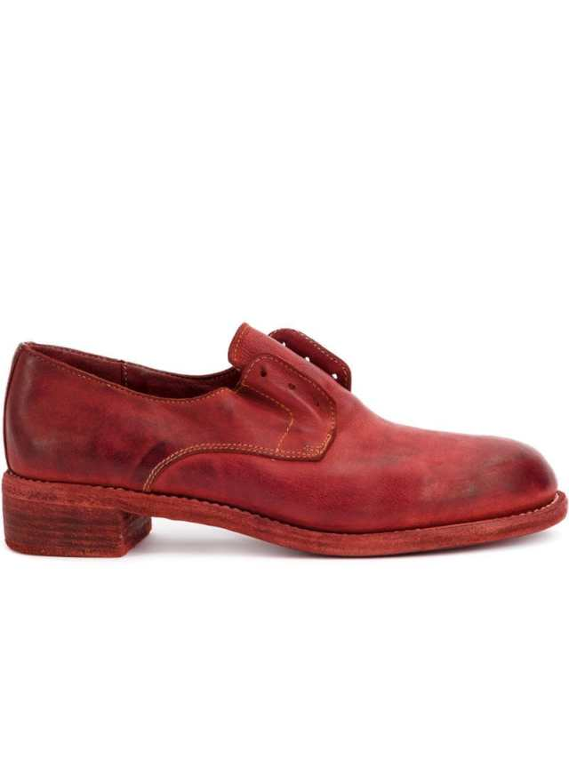 Guidi - low heel brogues, $1108