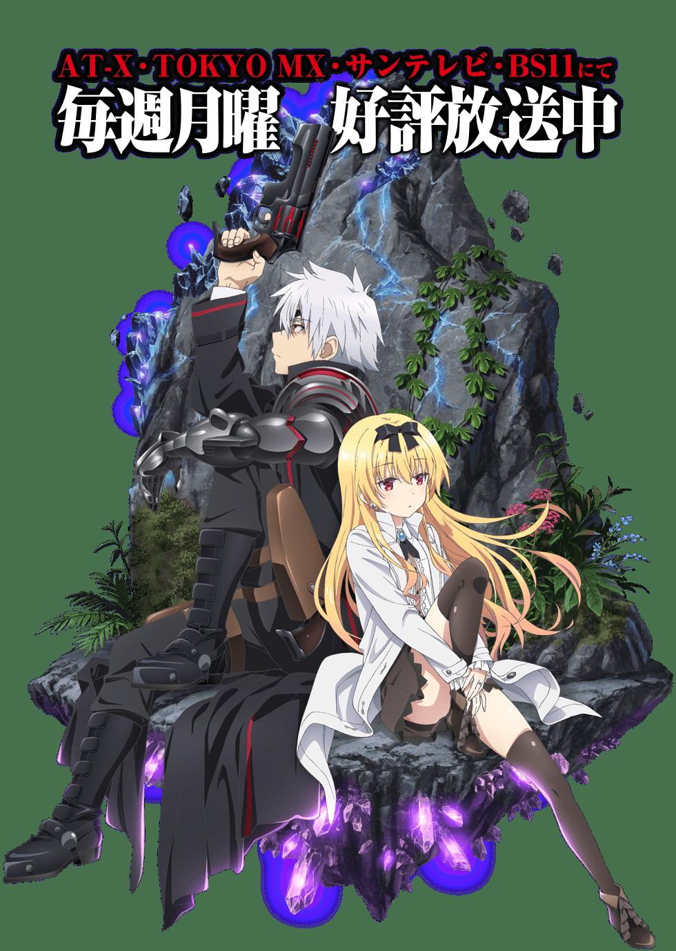 Zero to Hero Anime's? (Genre, anime-suche)