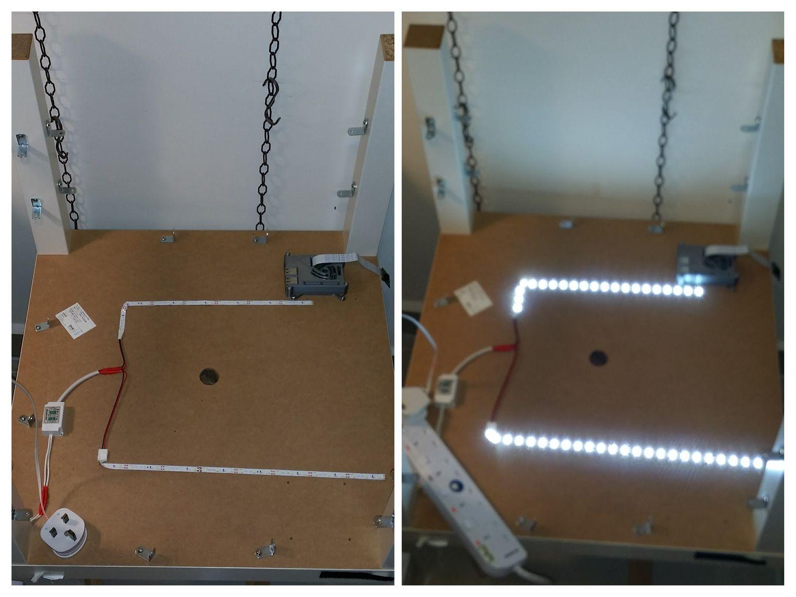 diy 3d printer enclosure repurposing