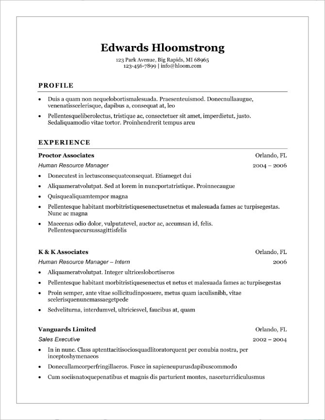 .docx (microsoft word) · file name: 50 Free Ms Word Resume Cv Templates To Download In 2021
