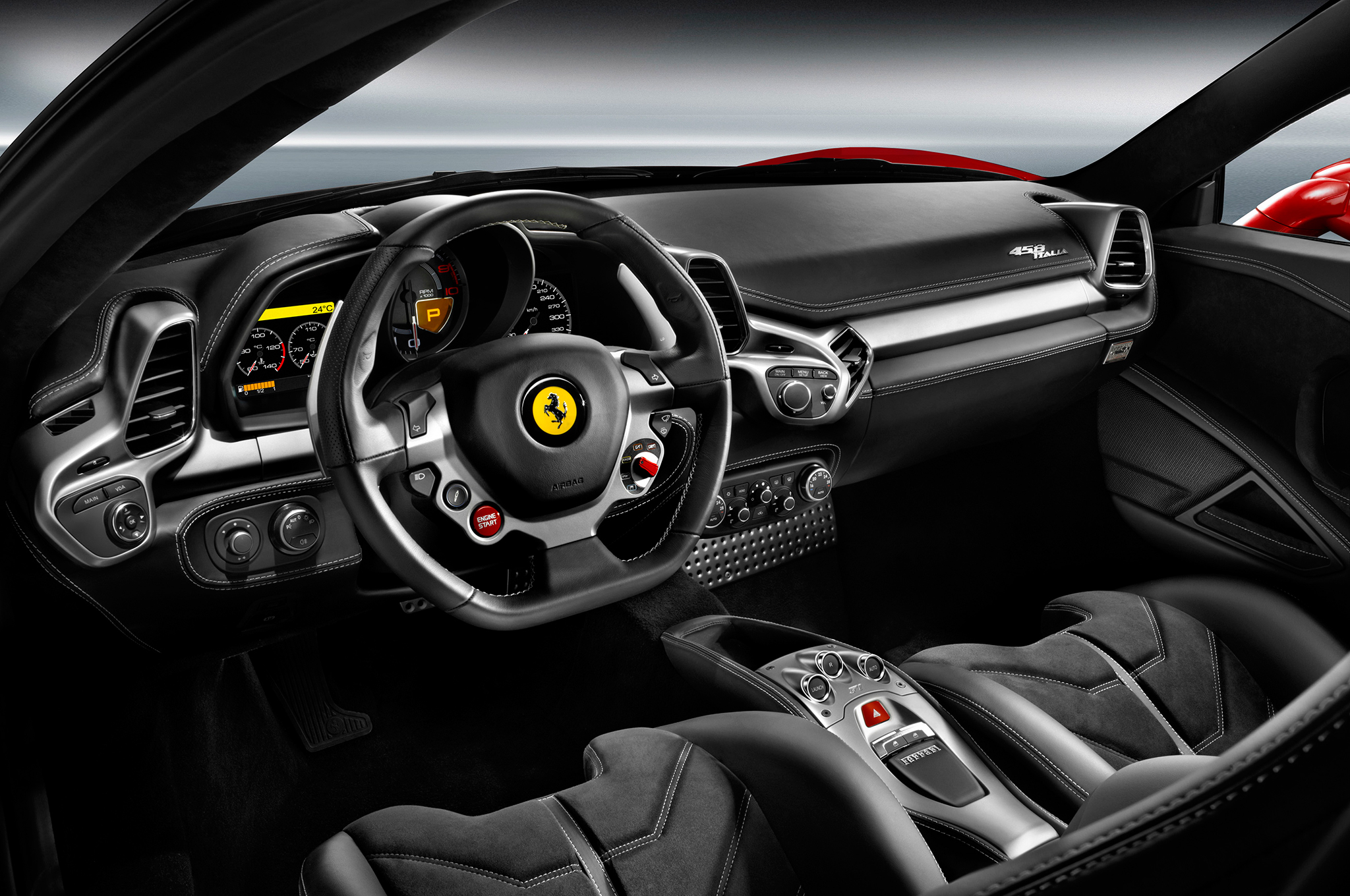 Lamborghini Centenario Interior 19 Modern Home Revolution