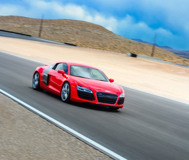 When You Buy A Audi Driving Experience From Speedvegas Youll Experience The Thrill Of Driving The Audi R8 V10 Plus On A Racetrack That Was Purpose Built