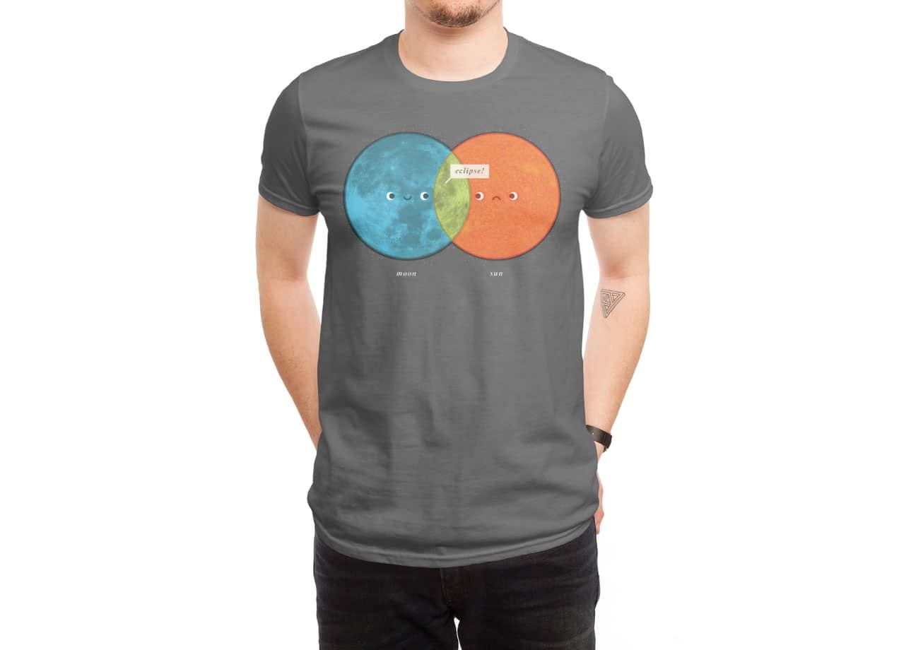 small resolution of  eclipse venn diagram mens regular tee small view