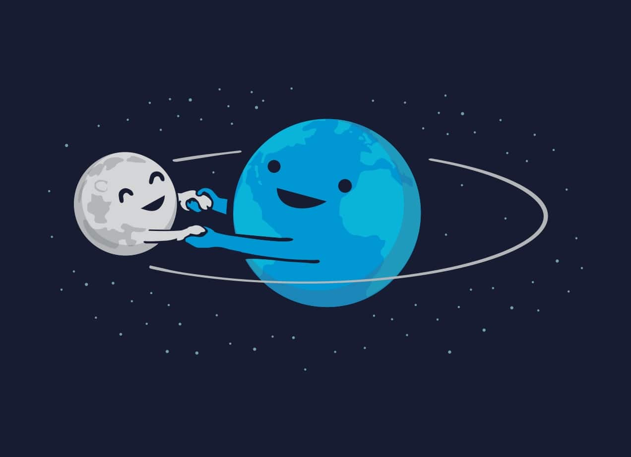 I Love Being Around You By Nathan Pyle Threadless