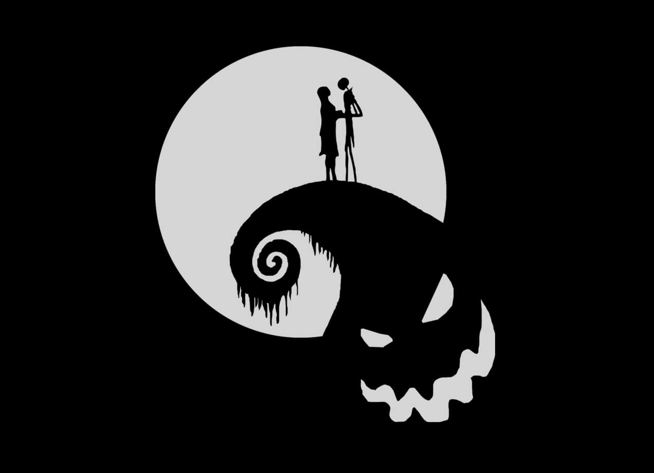 Jack Sally And Silouette