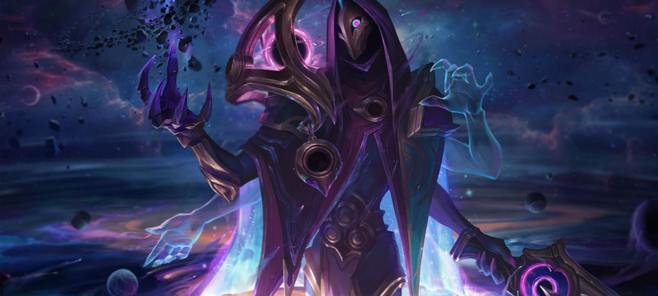 Dark Star skins coming for Jhin, Karma, and Shaco in League - LoL ...