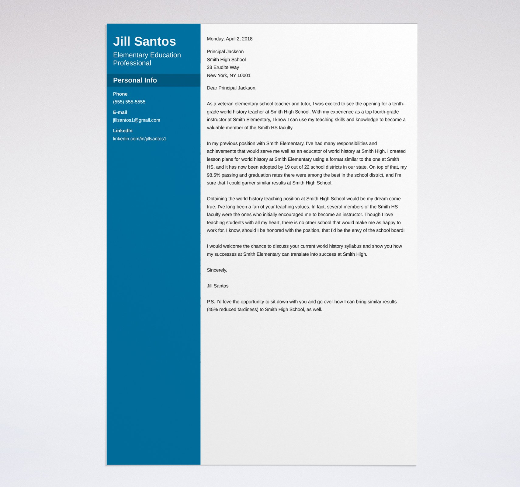 Resume With Cover Letter Examples Free Cover Letter Examples For Jobs 10 Best Samples Guides Tips