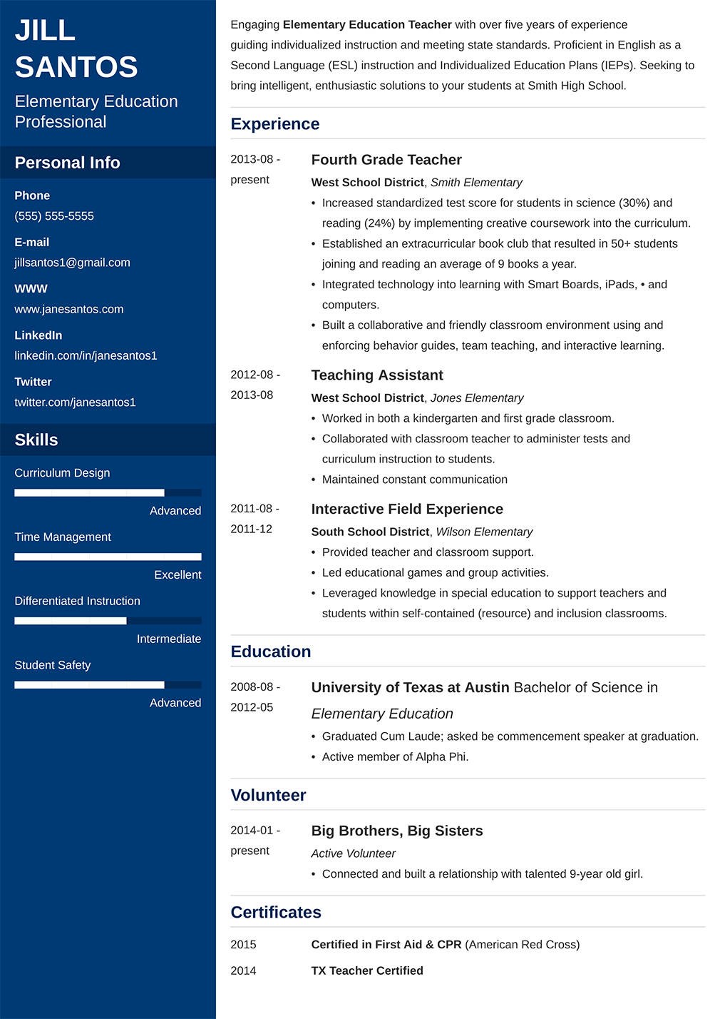 A Star Is Born Résumé : résumé, Resume, Examples, (Free)