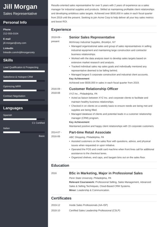 17+ CV Templates: Download a Professional Curriculum Vitae
