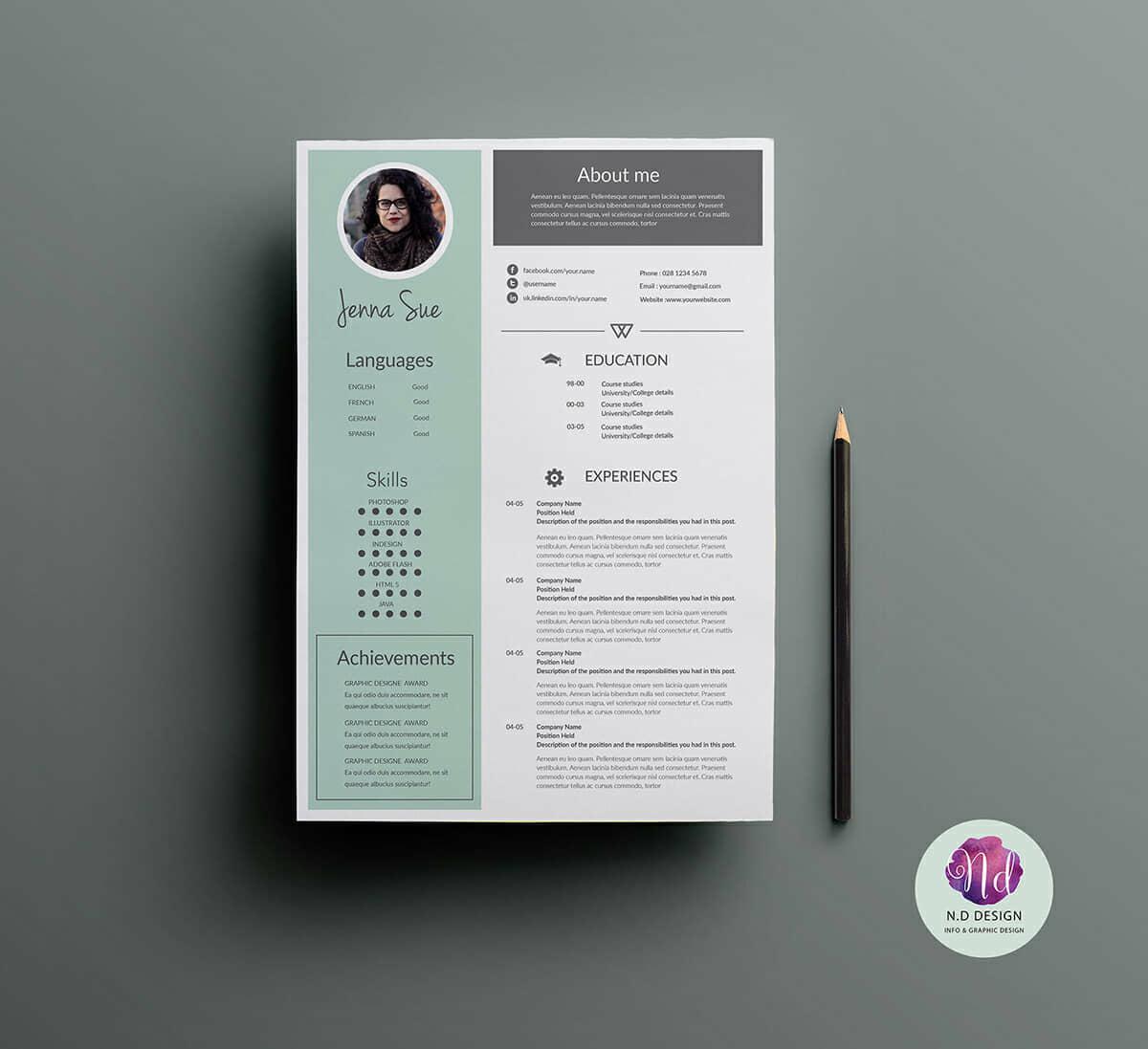 business job resume templates