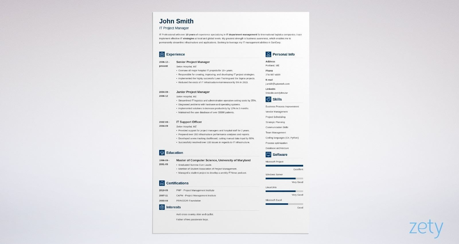 best resume builder software has the most templates