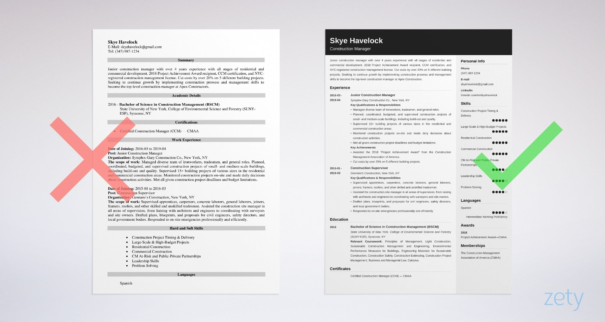 networking qa expirence sample resume indeed
