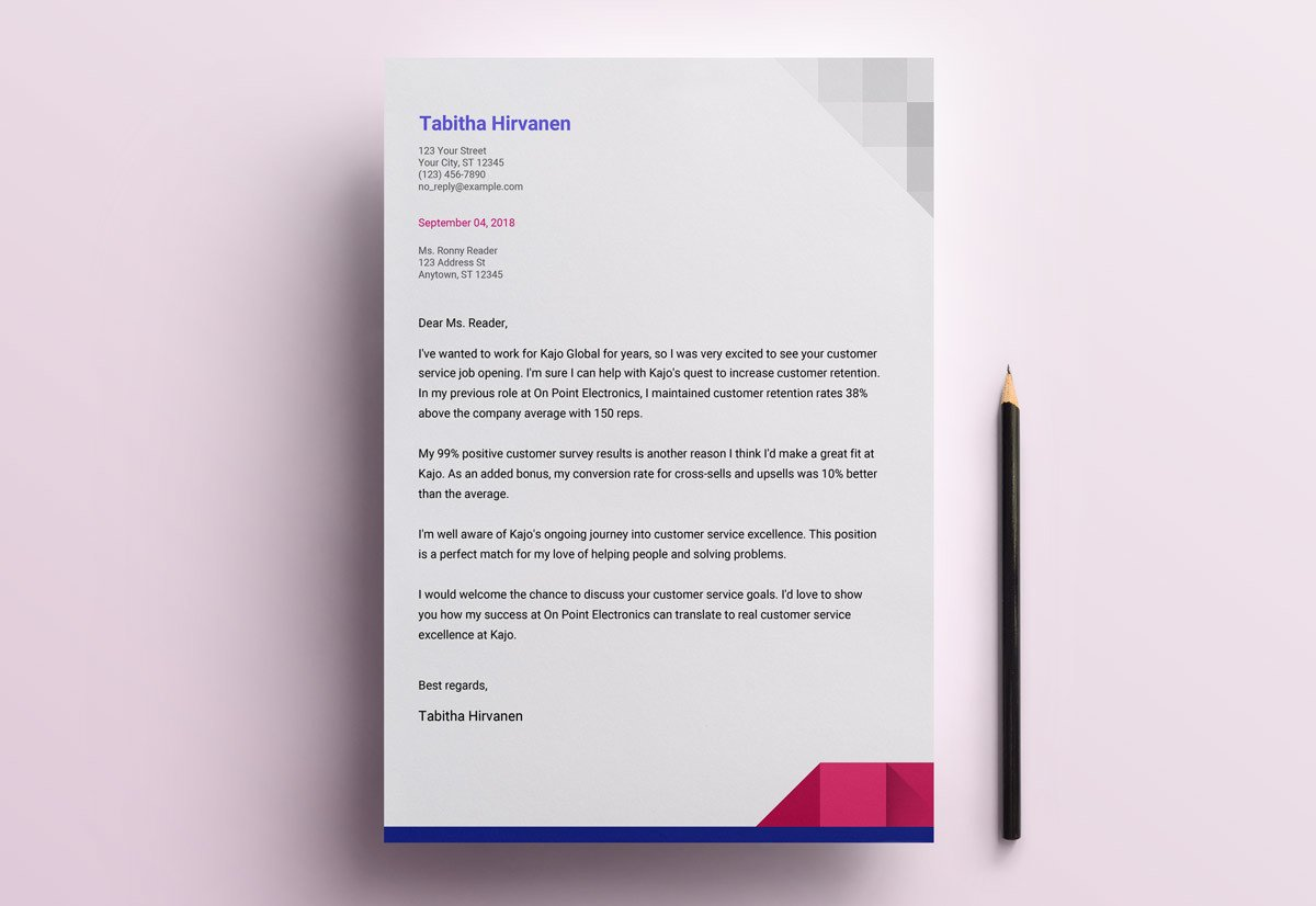 Free Templates For Cover Letters Google Docs Cover Letter Templates 9 Examples To Download Now