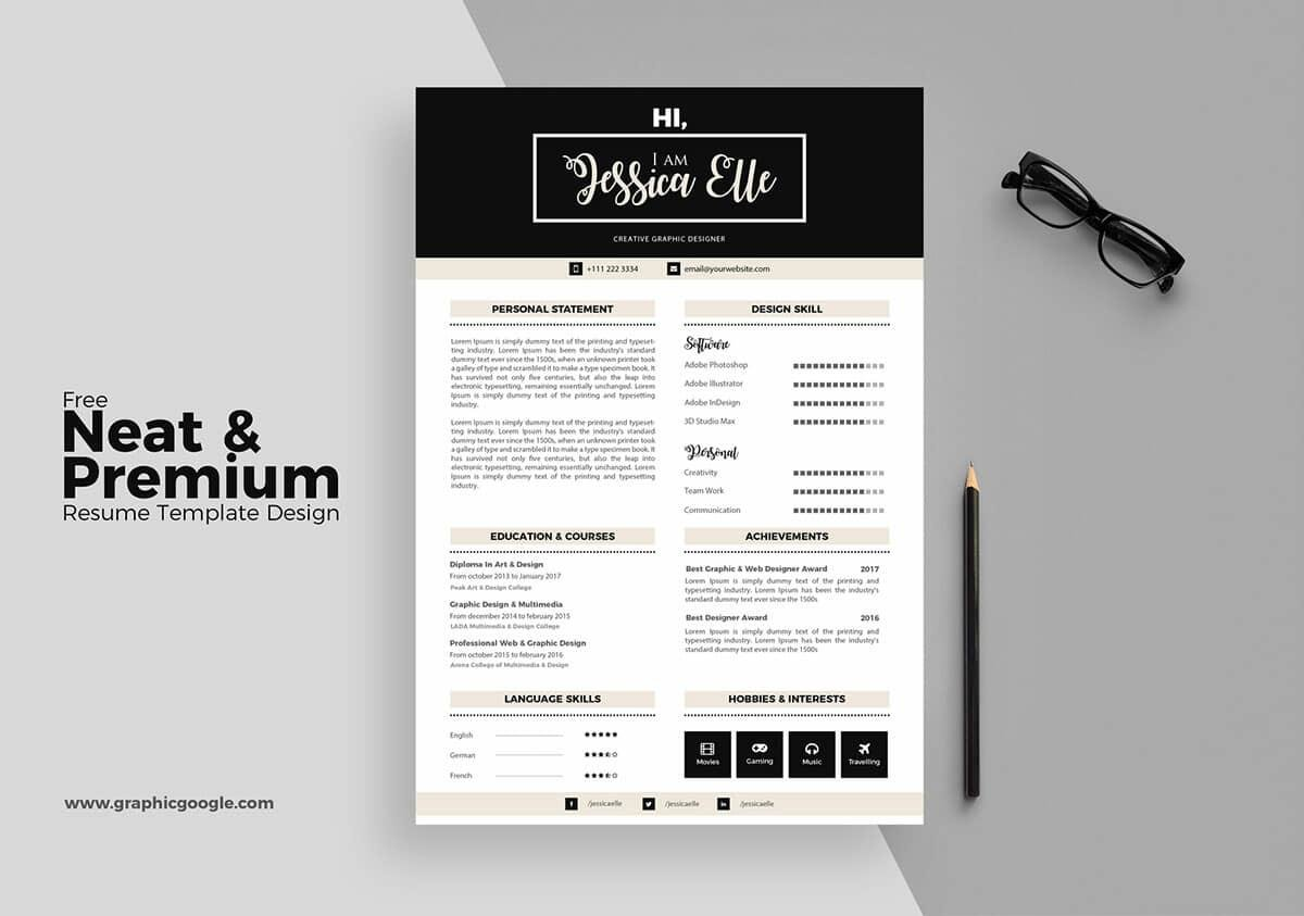 Resume Download Template Free Free Resume Templates 18 Downloadable Resume Templates To Use