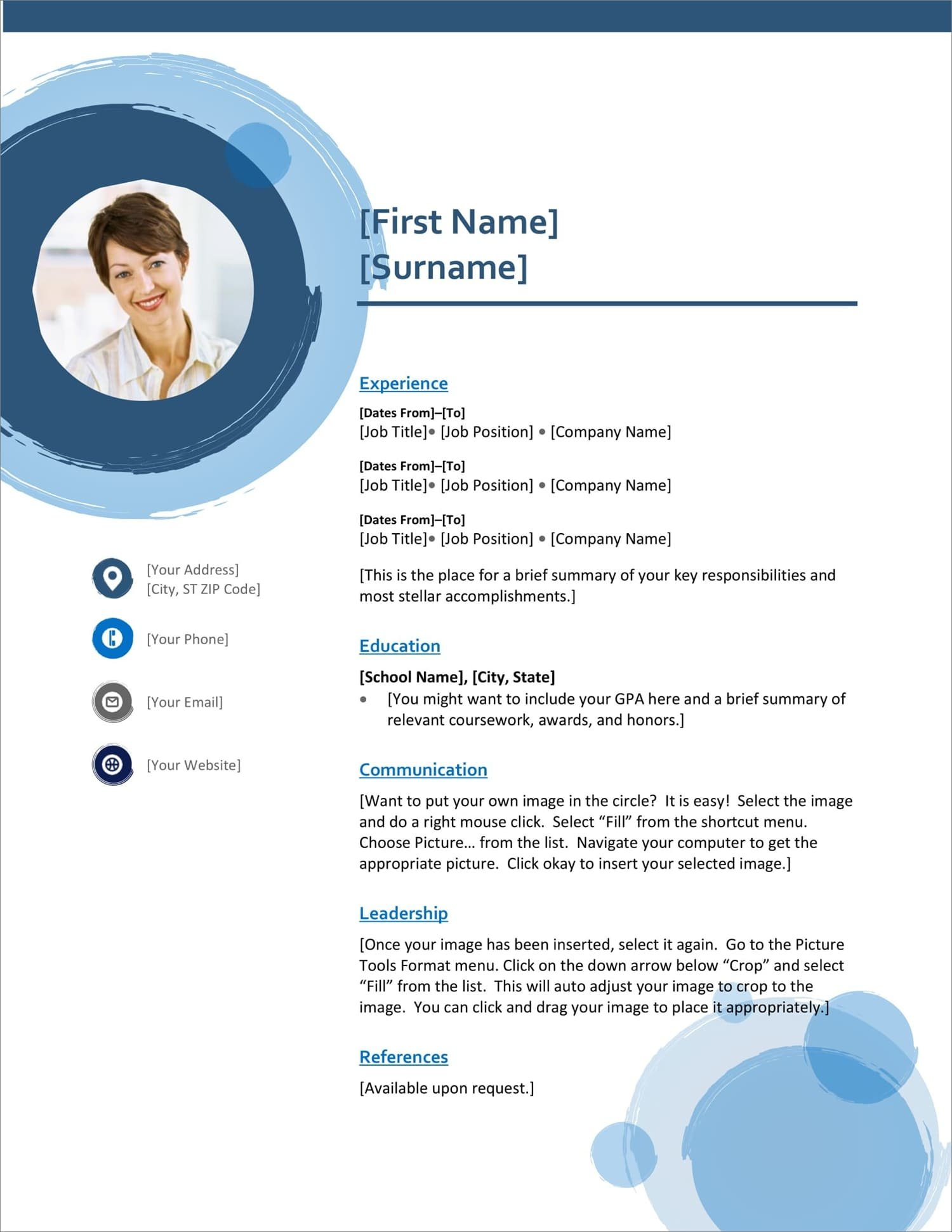 Jobscan's free microsoft word compatible resume templates feature sleek, minimalist designs and are formatted for the applicant tracking systems that virtually all major companies use. 17 Free Resume Templates For 2021 To Download Now